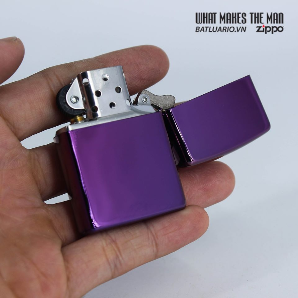Zippo 24747 - Zippo High Polish Purple 6