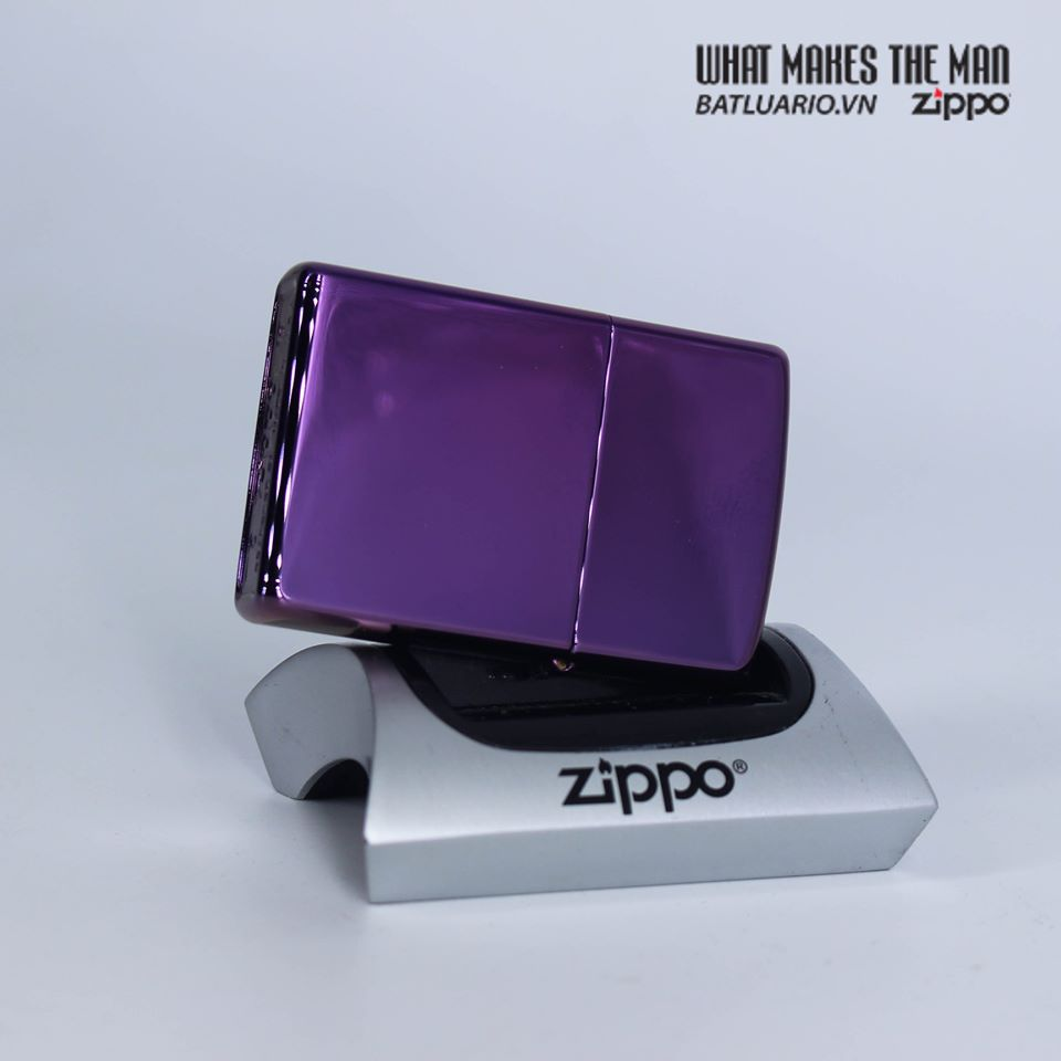 Zippo 24747 - Zippo High Polish Purple 8