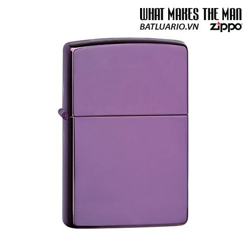 Zippo 24747 - Zippo High Polish Purple