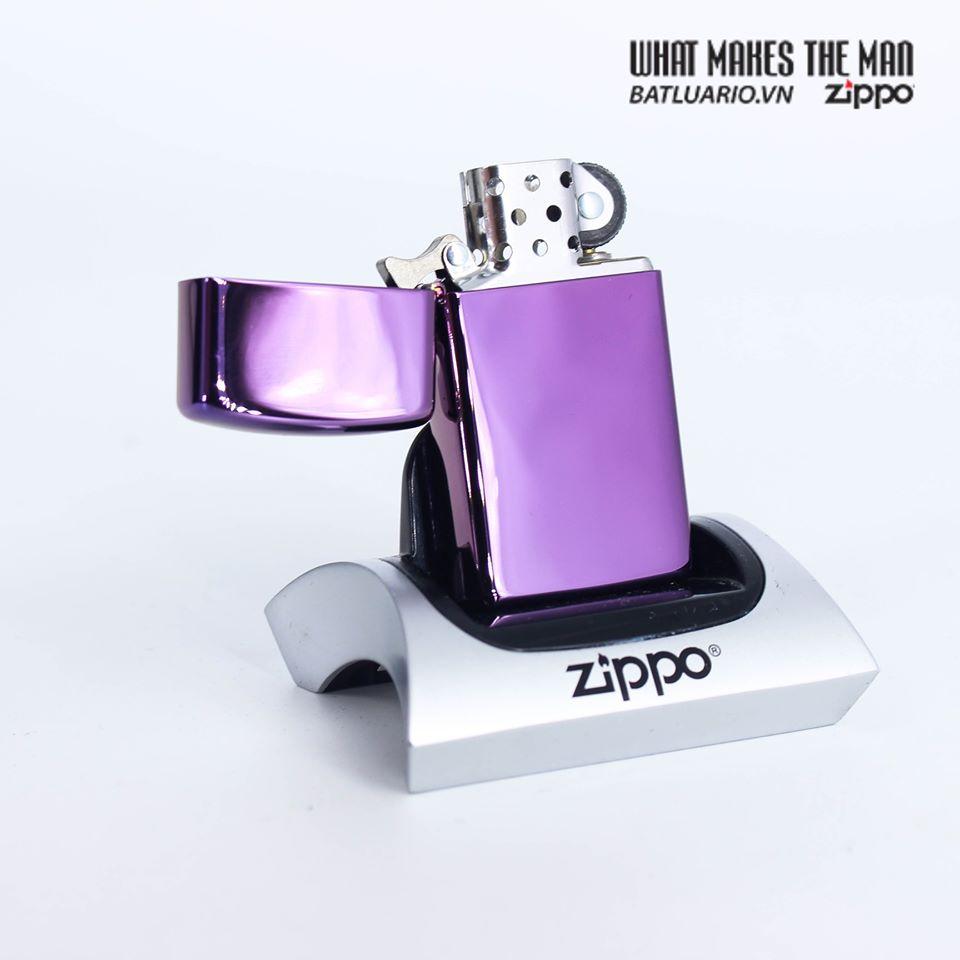 Zippo 28124 - Zippo Slim® High Polish Purple 2