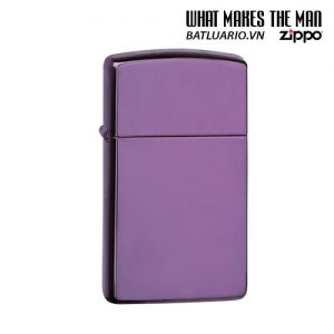Zippo 28124 - Zippo Slim® High Polish Purple