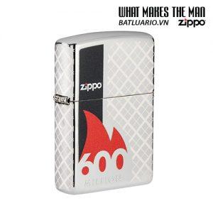 Zippo 600 Millionth Collectible - Zippo 49272