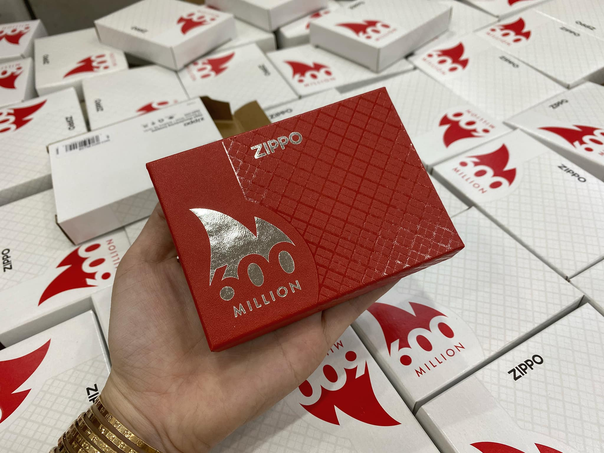 Zippo 600 Millionth Collectible - Zippo 49272 20