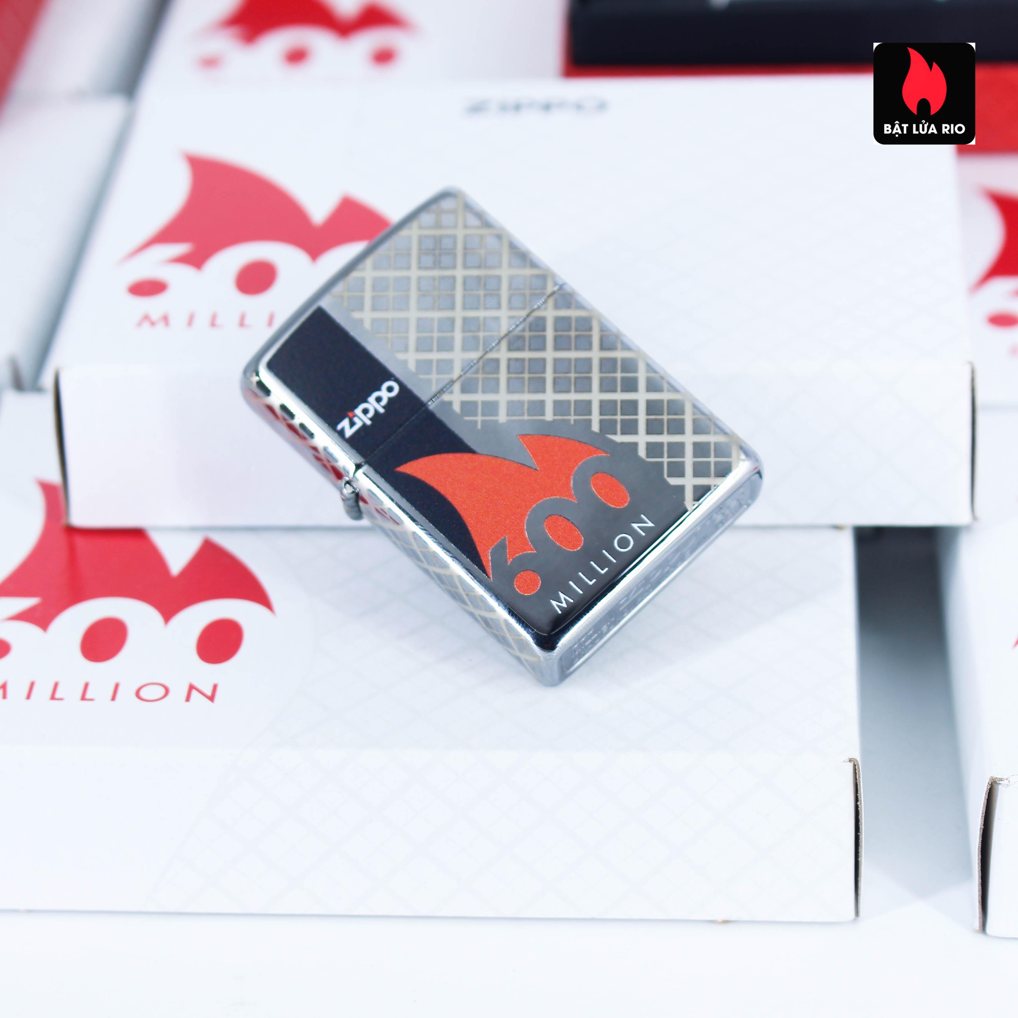 Zippo 600 Millionth Collectible - Zippo 49272 36