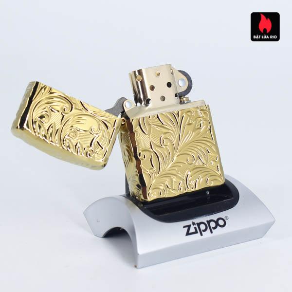 Zippo ASIA ZA-4-43B - GOLD PLATE 10