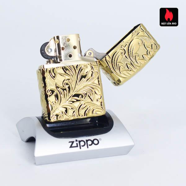 Zippo ASIA ZA-4-43B - GOLD PLATE 11