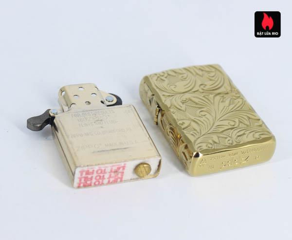 Zippo ASIA ZA-4-43B - GOLD PLATE 12