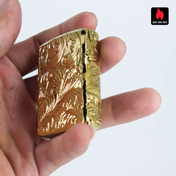 Zippo ASIA ZA-4-43B - GOLD PLATE 3
