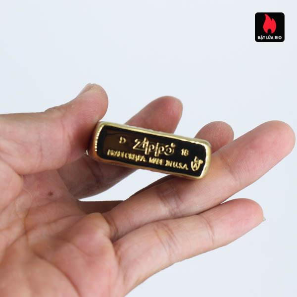 Zippo ASIA ZA-4-43B - GOLD PLATE 4
