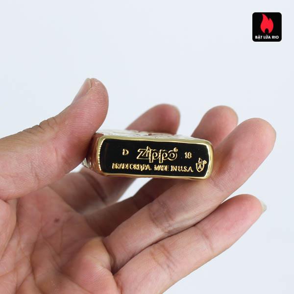 Zippo ASIA ZA-4-43B - GOLD PLATE 6