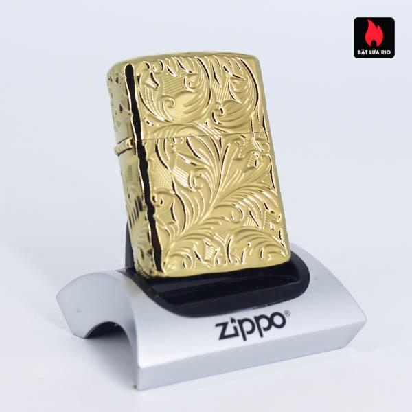 Zippo ASIA ZA-4-43B - GOLD PLATE