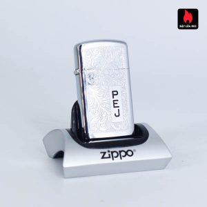 Zippo Slim 1975 - Venetian - P.E.J