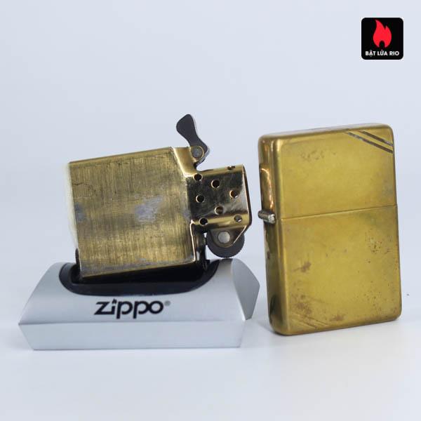 Zippo Vintage 1985 - I La Mã 7