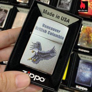 Zippo 205 Vancouver Freedom Eagle