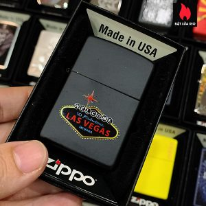 Zippo 218 Welcome To Las Vegas
