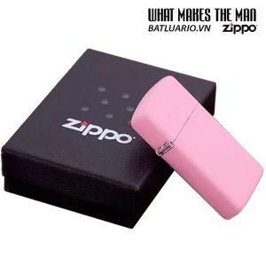 Zippo 1638 - Zippo Slim® Pink Matte 1