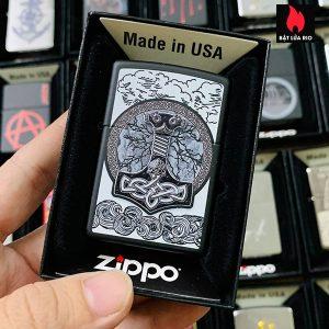 Zippo 218 Thor's Hammer