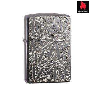 Zippo 29834 - Zippo Armor Piled High Black Ice®