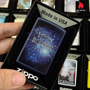 Zippo 239 Look Deeper Design