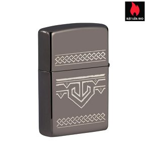 Zippo 49302 - Zippo Odin Design Black Ice® 1
