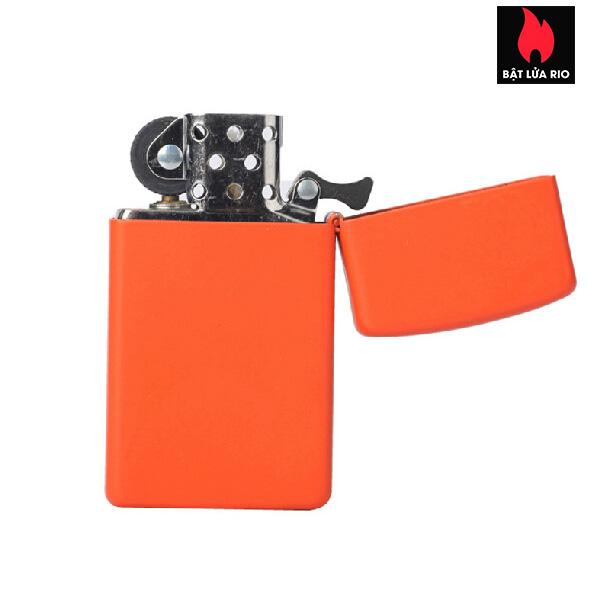Zippo 1631 - Zippo Slim® Orange Matte 3