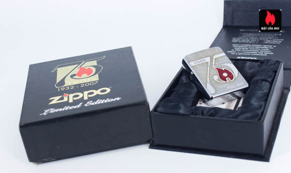 Zippo 2007 – 75th Anniversary Edition – Slovakia – Limited SVK 1 Of 50 2