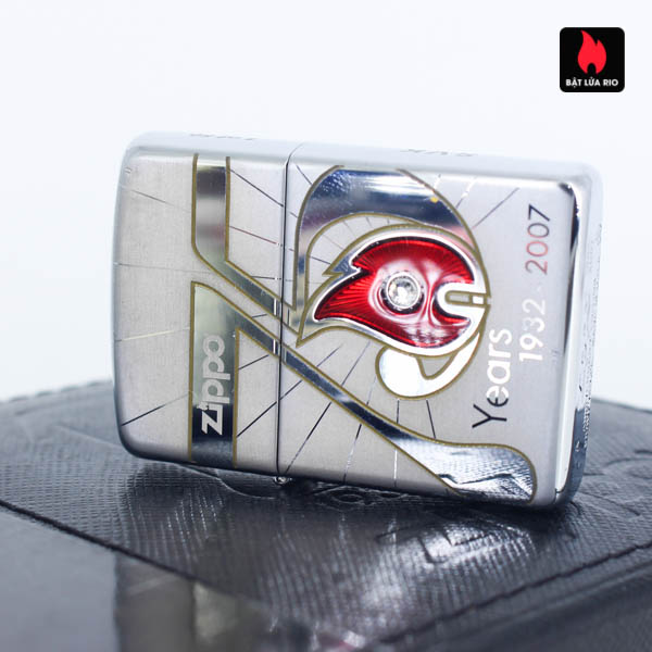 Zippo 2007 – 75th Anniversary Edition – Slovakia – Limited SVK 1 Of 50 7