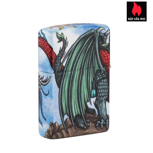 Zippo 49354 - Zippo Dragon 540 Color 1