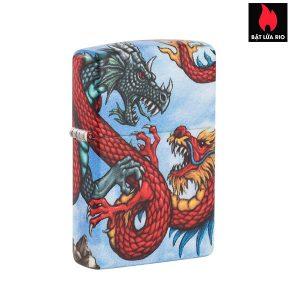 Zippo 49354 - Zippo Dragon 540 Color