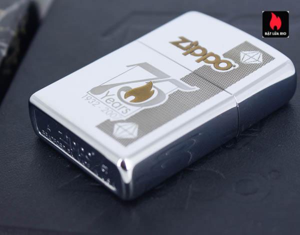 Zippo 75th Commemerative Lighter 10