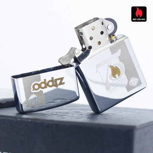 Zippo 75th Commemerative Lighter 11