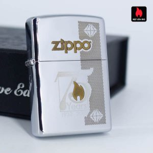 Zippo 75th Commemerative Lighter