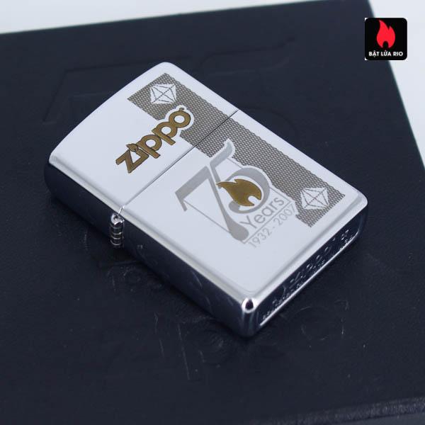 Zippo 75th Commemerative Lighter 5