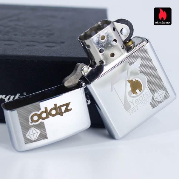 Zippo 75th Commemerative Lighter 7