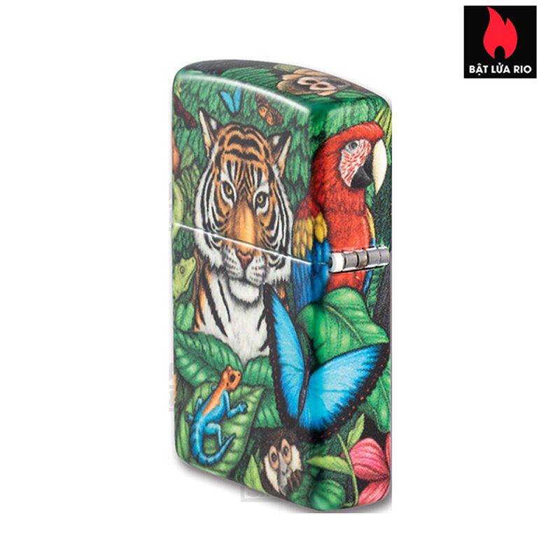 Zippo 49347 - Zippo 25th Anniversary Mysteries Of The Forest Set 10