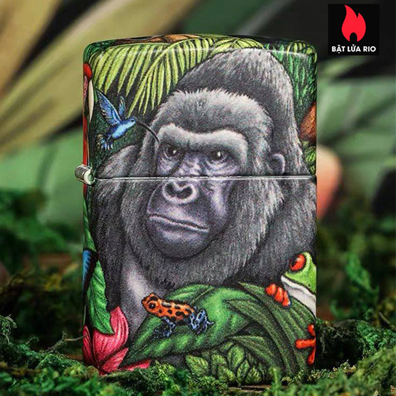 Zippo 49347 - Zippo 25th Anniversary Mysteries Of The Forest Set 13