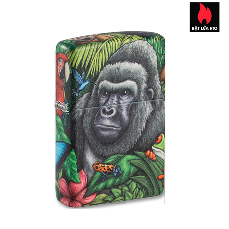 Zippo 49347 - Zippo 25th Anniversary Mysteries Of The Forest Set 6