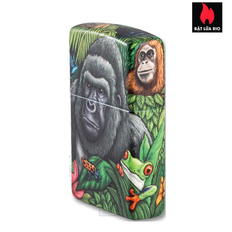 Zippo 49347 - Zippo 25th Anniversary Mysteries Of The Forest Set 5