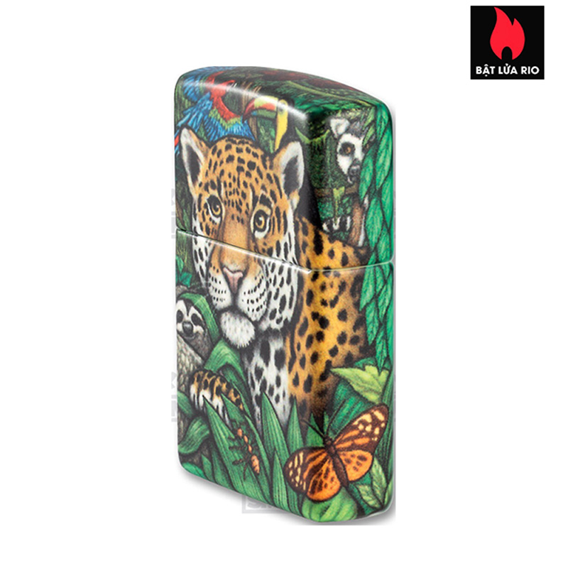 Zippo 49347 - Zippo 25th Anniversary Mysteries Of The Forest Set 9