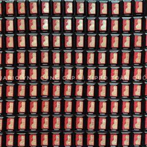 Zippo 49233 - Zippo Year of the Ox Red Matte 1
