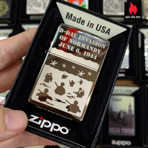 Zippo 150 D-Day Invasion
