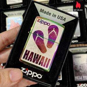 Zippo 151 Flip Flop Hawaii