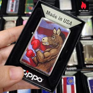 Zippo 200 Donkey Boxing