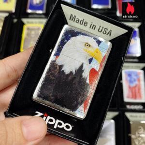 Zippo 200 Eagle Flag