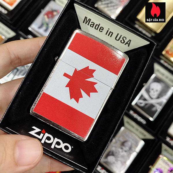 Zippo 200 Flag of Canada