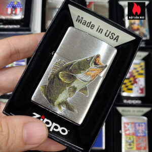 Zippo 200 See Bass Fish