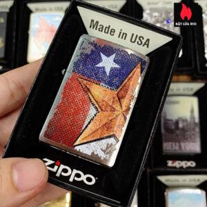 Zippo 200 Texas Flag