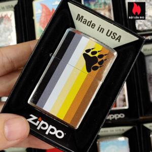 Zippo 205 Bear Pride