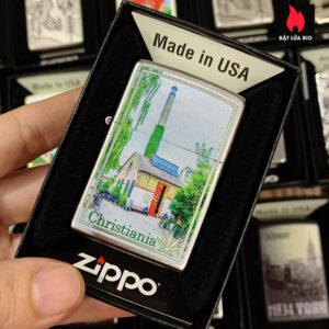 Zippo 205 Chr Christiania