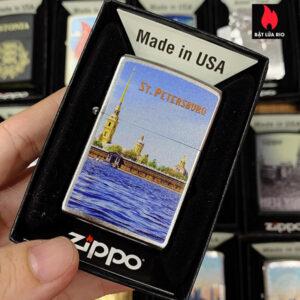 Zippo 205 Peter Paul Fortress